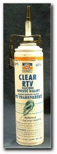 Permatex 85913 Clear Rtv Silicone Adhesive Sealant, 7.25 Oz. Powerbead Can, 2015 Amazon Top Rated Silicone Adhesives #AutomotivePartsandAccessories