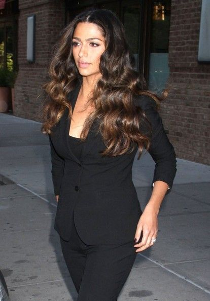 Camila Alves - Camila Alves Runs Errands in NYC