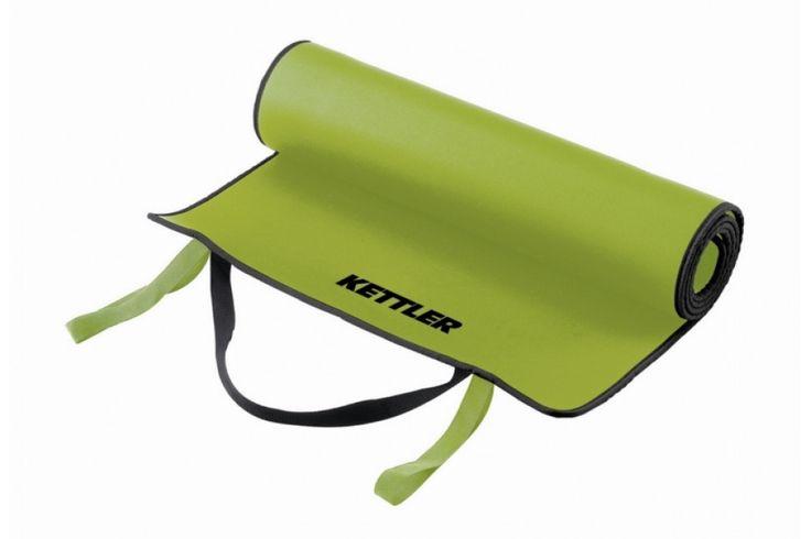 Στρώμα, από τα όργανα γυμναστικής της Kettler, ιδανικό για όλες τις ασκήσεις ισορροπίας, γιόγκα και πιλάτες. Χρησιμοποιήστε το για να κάνετε πιο άνετη την...