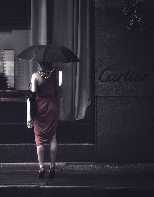Breakfast at Cartier