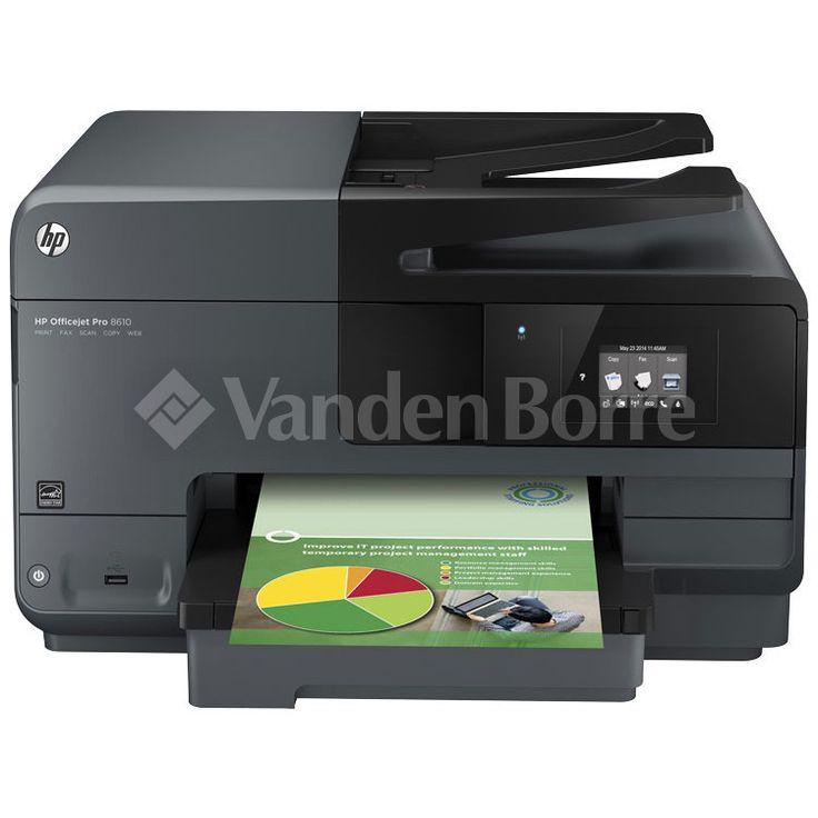 imprimante photocopieuse scanner HPOFFICEJET PRO 8610 E-AIO