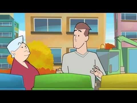 Jedna śmieciarka? - YouTube