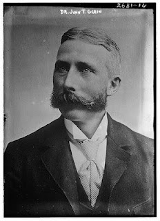 Mustaches of the Nineteenth Century. Dr. John T. Gerin, Unknown, about 1910-15. Library of Congress