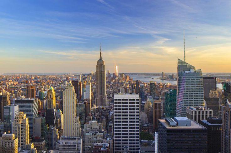 New York Attractions, Rockefeller Center