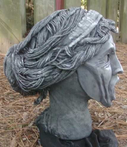 Doctor Who 'Blink' weeping angel costume-step by step how to...