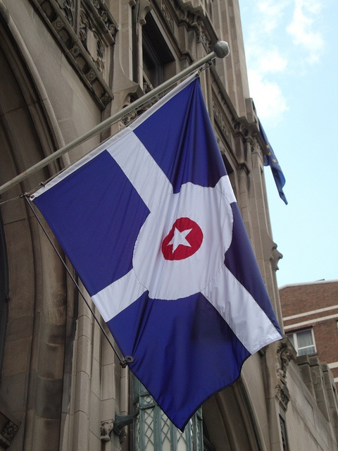 Indianapolis City Flag...    http://city360.tv/
