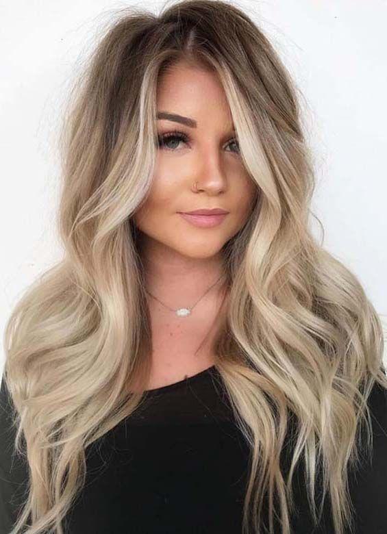 Best Blonde Hair Best Blonde Hair For Skin Tone Best Blonde Hair Color Products Best Blonde Best Blonde Blonde Hair Color Long Hair Color Cool Blonde Hair