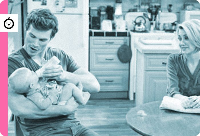 Курс молодого отца: как помочь жене выжить после родов