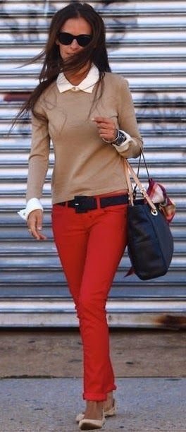 Great business outfit for autumn
