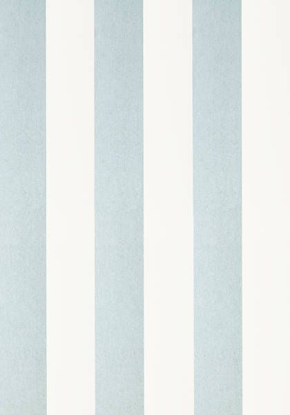 Elliott Stripe #wallpaper in #pearl #blue from the Anna French Lyric collection…