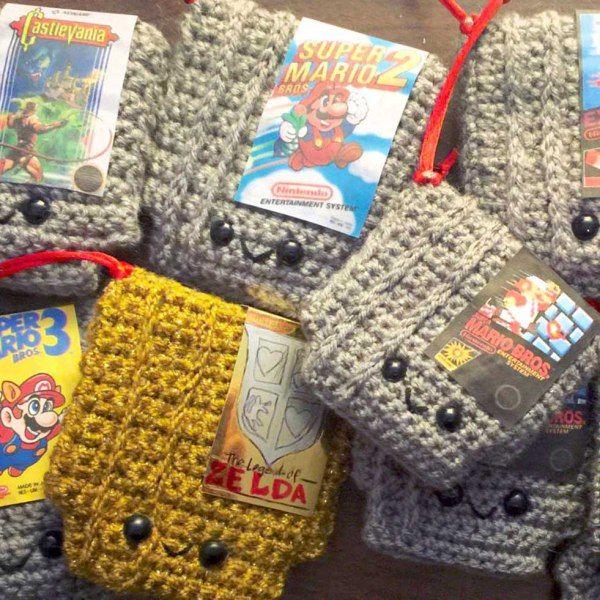 Shut Up And Take My Yen | NES Cartridge Crochet PatternsNES Cartridge Crochet Patterns - Shut Up And Take My Yen