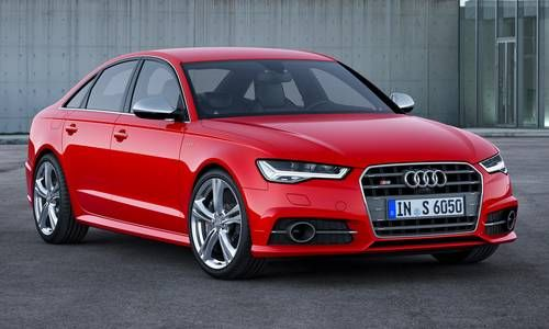 #Audi #S6. Une voiture de fonction représentative. Une voiture familiale prestigieuse. Un véhicule élégant à la ligne athlétique pour le quotidien.