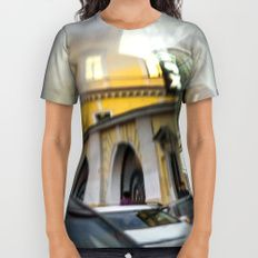 The reflected city 2 All Over Print Shirt