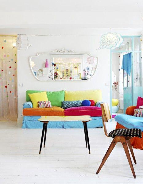 Chez les créateurs de petit pan visite dune maison enchantée elle décoration