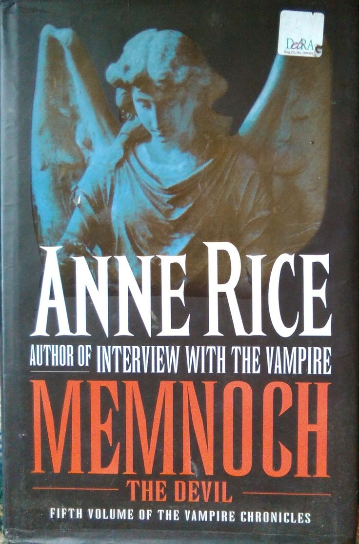 81 best anne rice images on pinterest anne rice vampires and books anne rice memnoch the devil fandeluxe Image collections