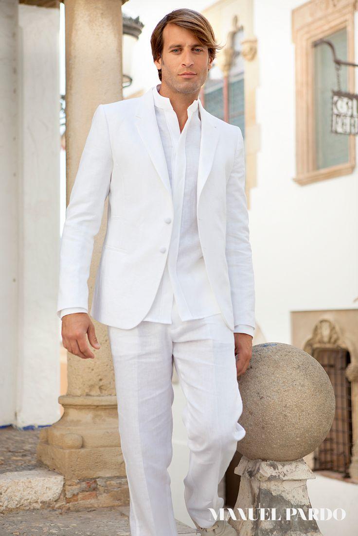17 mejores ideas sobre novio de playa en pinterest for Boda en jardin como vestir hombre
