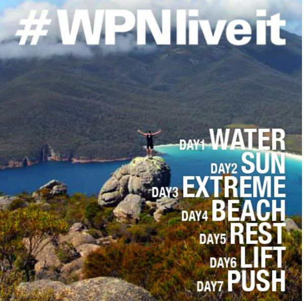 #WPNLiveIt Daily Challenge! Today's word is SUN.  Share how you live SUN with #WPNLiveIt! Plus our favourite photo will win a Red Balloon experience and a bundle of WPN. gear!  #TeamWPN #fitfam #sun #dailychallenge # potd #inspiration #motivation #wpnwear