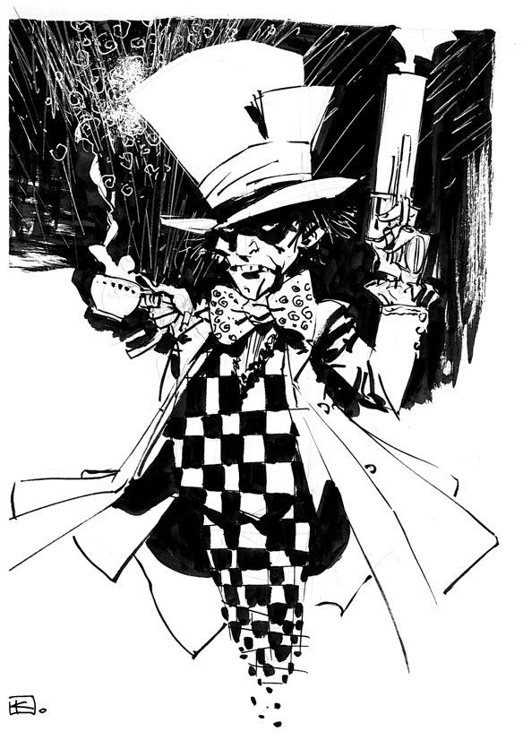 Mad Hatter (Jervis Tetch) Mad Hatter