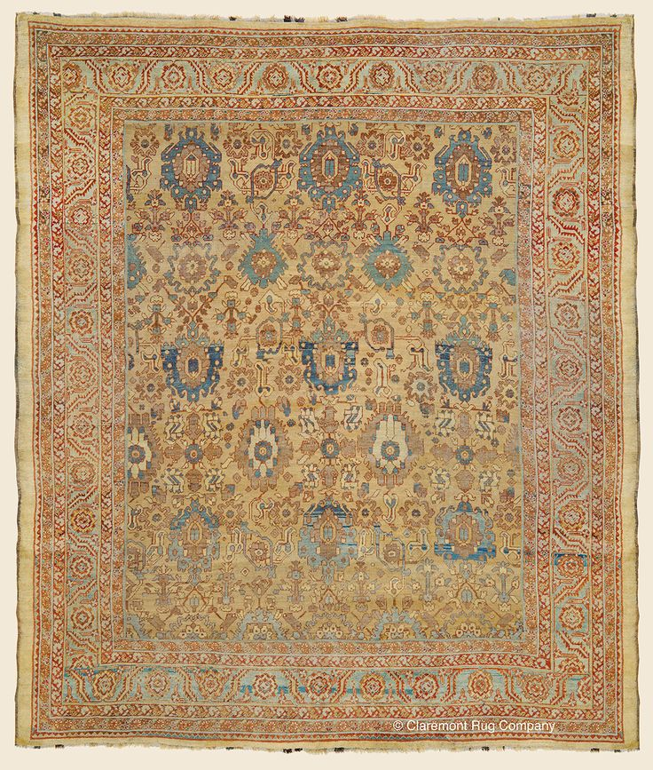 50 Best Antique Persian Bakshaish Rugs Images On Pinterest