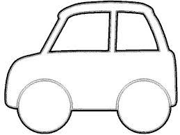 Afbeeldingsresultaat voor auto tekening simpel