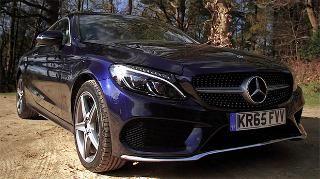 Mercedes C-class Coupé Review