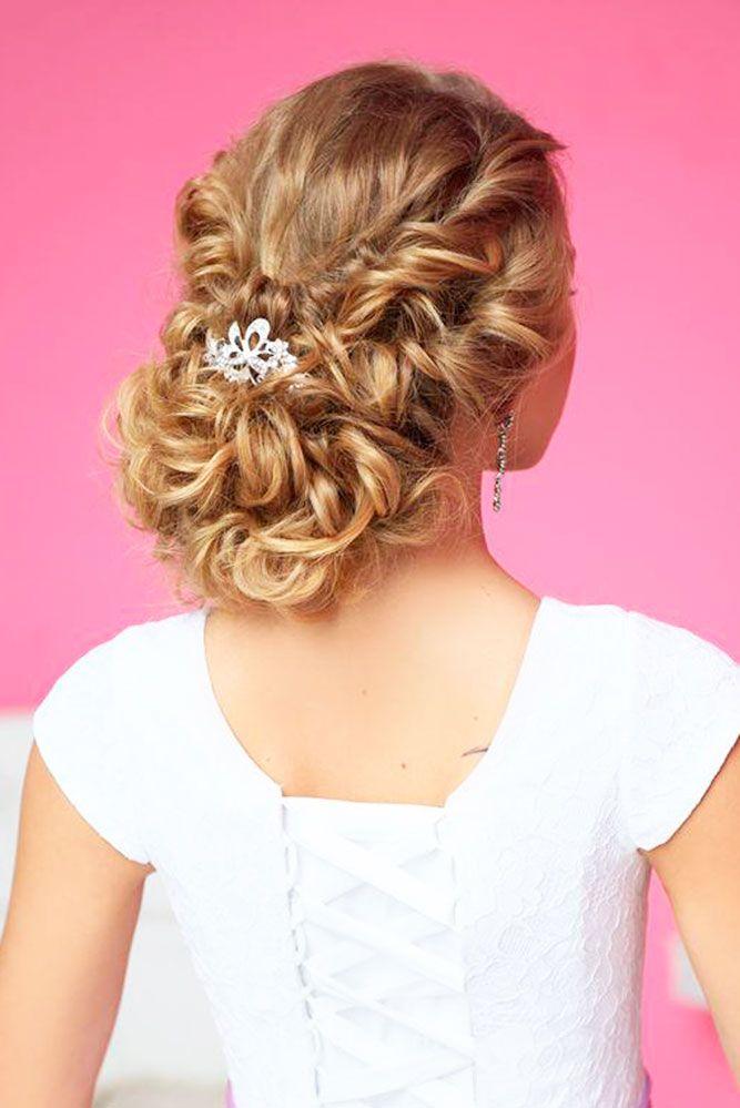 Timeless Wedding Hairstyles For Medium Length Hair ❤ See more: http://www.weddingforward.com/wedding-hairstyles-medium-hair/ #weddings