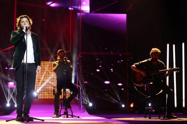Manuel Carrasco © Premios Ondas 2016