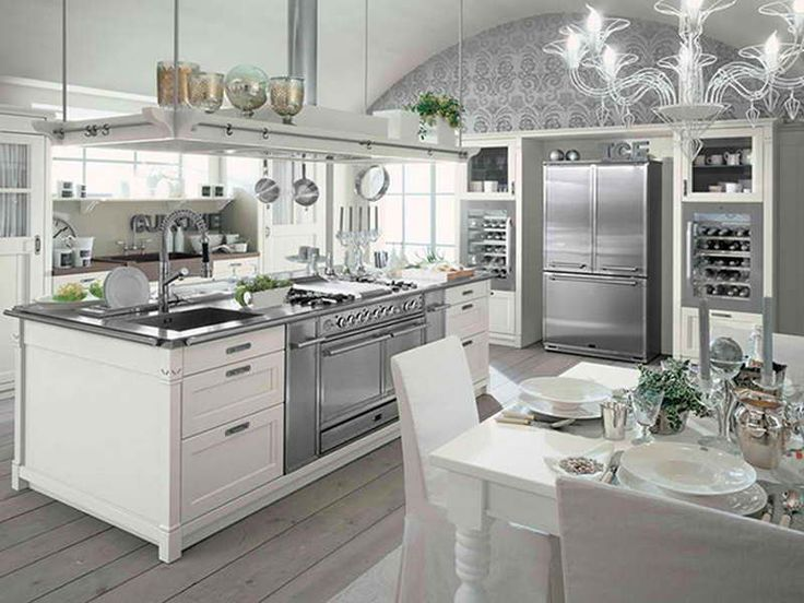 Captivating Brilliant White Kitchen Grey Floor Fresh Dark Tile Ideas With