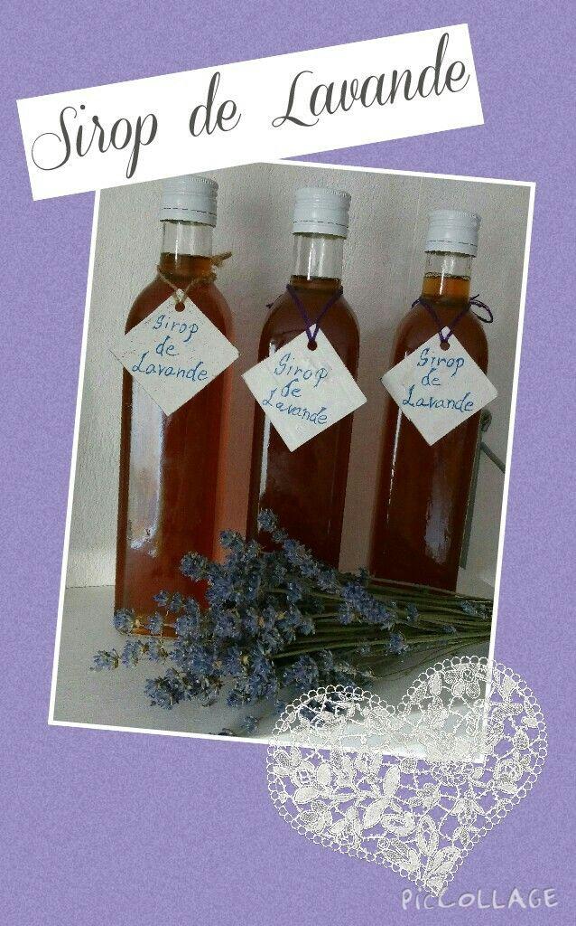 Levandulový sirup. Vlastní výroba. Original recept z Francie. www.facebook.com/pages/Gourmet-Food/440821666066468?ref=hl