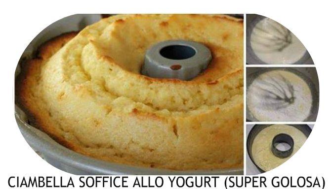 INGREDIENTI: 4 uova 3 bicchieri di farina 1 bicchiere e mezzo di zucchero 1 bicchiere scarso di olio di semi 250 gr yogurt bianco 1 busti...