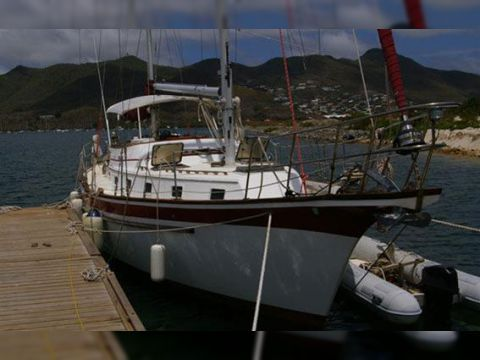 Endeavour Ketch st maarten dutch, 13 1981 80000 us