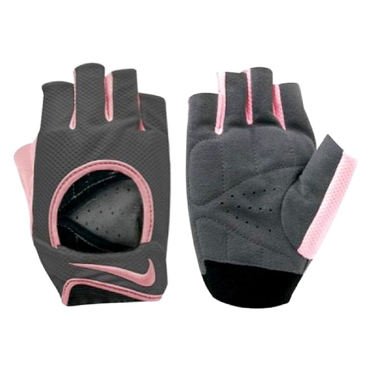 NIKE WOMENS FIT LIGHTWEIGHT TRAINING GLOVES   90922-052