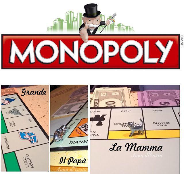 Luna di Carta: Monopoly