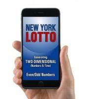 Lotto Winner for New York Lottery