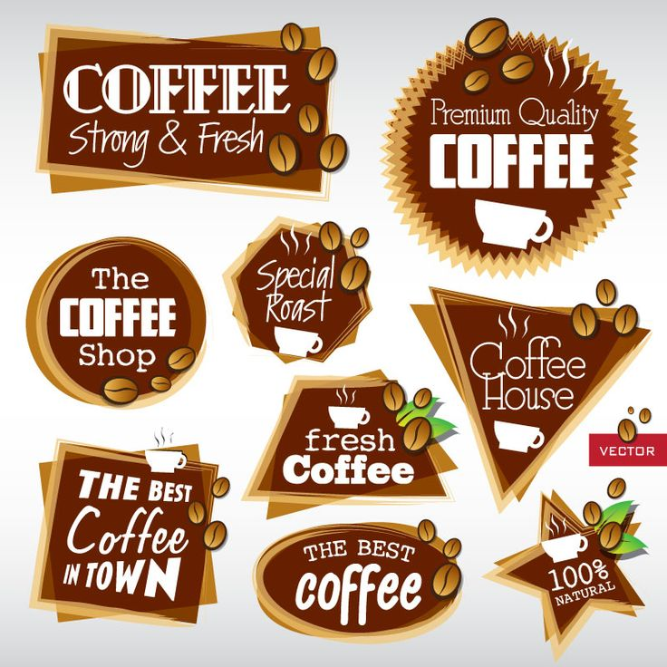 coffee lables - Google Search