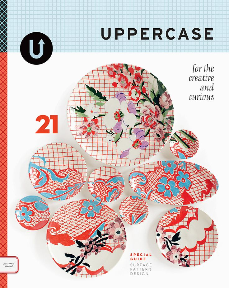 Cover art by Molly Hatch, Uppercase issue 21