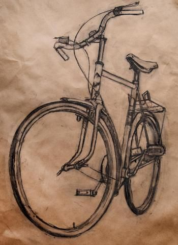 25 Trending Bicycle Painting Ideas On Pinterest Bicycle Art