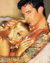 Pam & Tommy Lee wild match...Pam Loved Her Rockers While She Was Still A Hot Hollywood Item...Since Her Star Has Considerbly Cooled, We Hear Nothing About Her...