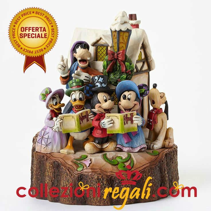 Disney Traditions Natale e Topolino - CollezioniRegali.com - Oggetti unici,originali e di tendenza!