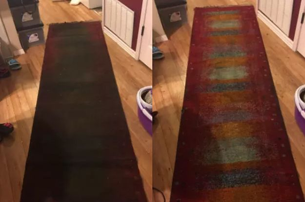 30 Cleaning Products That Ll Give You Immediate Results Carpet Cleaning Hacks How To Clean Carpet Natural Carpet Cleaning