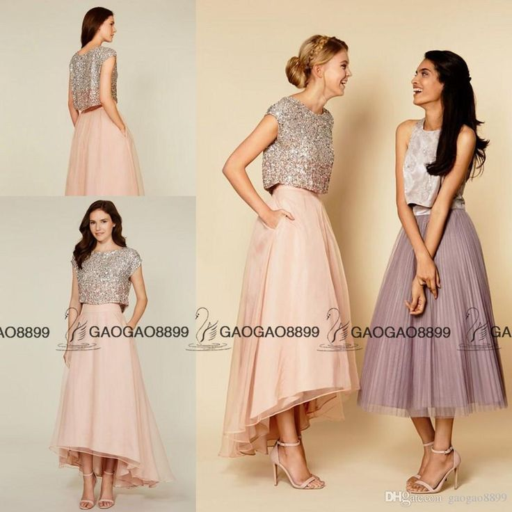 Sparkly Beaded Sequins Two Pieces High Low Coast Bridesmaid Dresses 2017 Custom Make Short Sleeve Maid Of Honor Wedding Party Guest Dress Sage Green Bridesmaid Dresses Sexy Bridesmaid Dresses From Gaogao8899, $86.84| Dhgate.Com