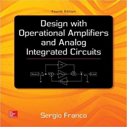 323 best test bank images on pinterest banks business and manual solution manual for design with operational amplifiers and analog integrated circuits edition by sergio franco testbankstore online library solution fandeluxe Images