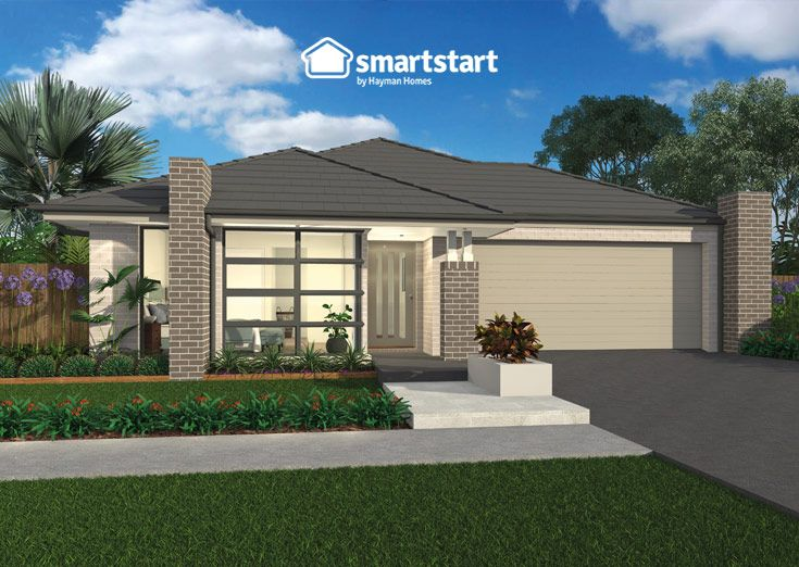 Multi Gen Living One with Seville Facade   Hidden behind this smart facade is the perfect dual living option!  #firsthomebuyer #smartstart #smartstarthomes #streetappeal #streetappealideas #streetappealaustralia #streetappealaustraliafrontyards #streetstyle #facadehousesinglestorey