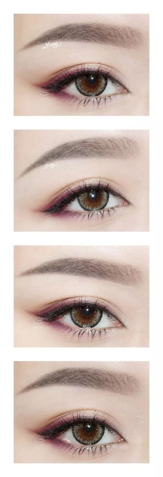 Sexy eye make up #make up #idea Beauty & Personal Care - Makeup - Eyes - Eyeshadow - eye makeup - http://amzn.to/2l800NJhttp://amzn.to/2fBNLpy