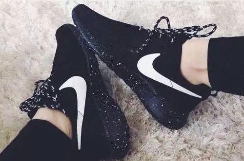 zapatos deportivos nike roshe run galaxy 2016