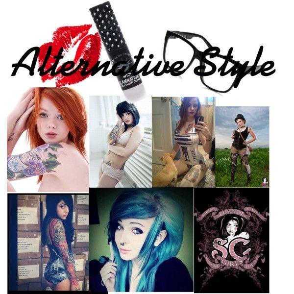 """""""Suicide girls"""" by blackbeardbracelets on Polyvore"""