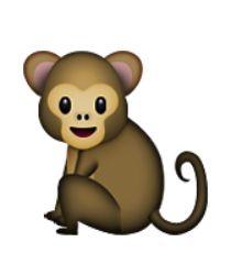Gut gemocht Les 25 meilleures idées de la catégorie Emoji singe sur Pinterest  WW64
