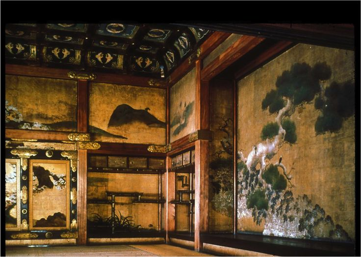 Japan, Nijo Palace