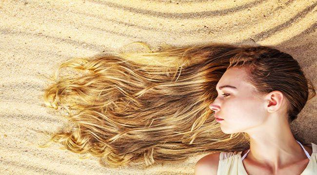 Plaj Sarısı Saç Rengi ve Tonları