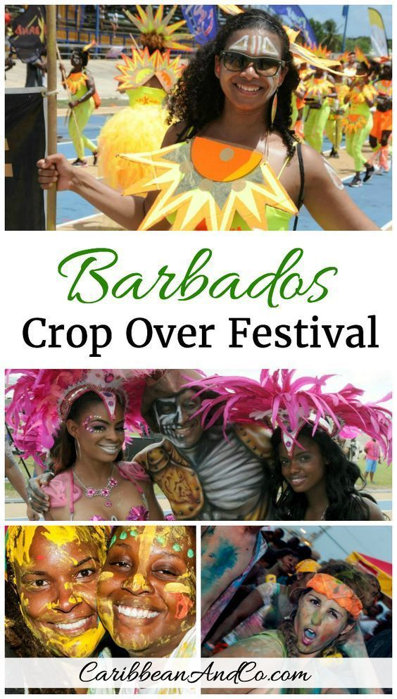 For the ultimate Caribbean carnival/festival, consider Barbados Crop Over which is the premiere event for the island during the summer months and visitors travel from far and wide to enjoy the festivities.